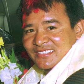 Who is Babu chiri Sherpa ?